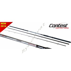 "Удилище Fishing ROI ""Contest"" Fiberglass Match Rod LBS9010 5-25g 4.20m"