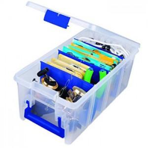 Коробка FLAMBEAU Super Half Satchel 4510 38х20х16