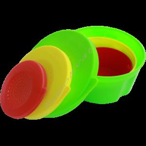 227911 Набор коробок для червей Aquatech-Plastics