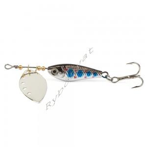Вертушка Daiwa Silver Creek Spinner-R 1060 6g #Amago