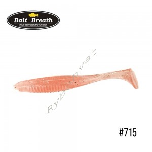 "Приманка  Bait Breath E.T.Shad 2,8"" (8 шт) (715  Pink shad)"
