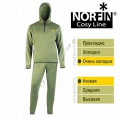 Термобілизна фліс. Norfin COSY LINE (2-й шар) XXL