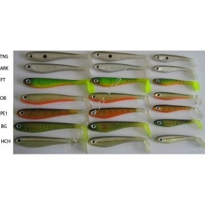 "вибр Smart Lure HOLLOW BELLY SWIM BAIT 13см (5"")"