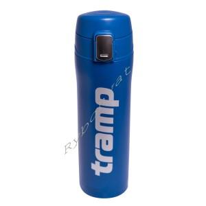 Термос 0,45 л синий Tramp TRC-107 blue
