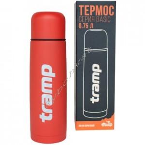 Термос Tramp Basic красный 0.7 л, Tramp