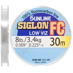 Флюорокарбон Sunline SIG-FC 30м 0.225мм 3.4кг