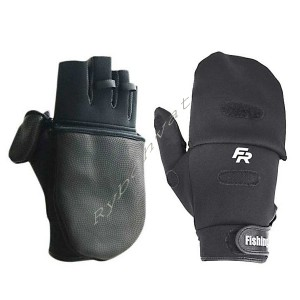 Варежка Fishing ROI WK-06 black L