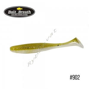 "Приманка  Bait Breath E.T.Shad 2,8"" (8 шт) (902 AYU (2 tone color))"