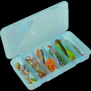 7006 Коробка 6 ячеек Aquatech-Plastics