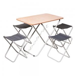 "Комплект ""Пикник"" Стол + 4 стула Vitan"