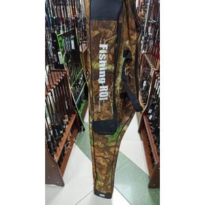 Чехол Fishing ROI для удилищ 150cm 3-х секцион. с 2-мя карманами