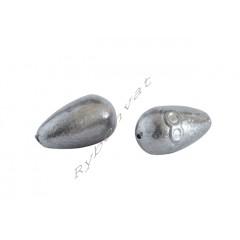 Груз оливка Fishing ROI не крашеная 4гр (12шт)