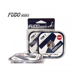 Леска FDN-1 0,128 2,14кг (100 м) FUDO