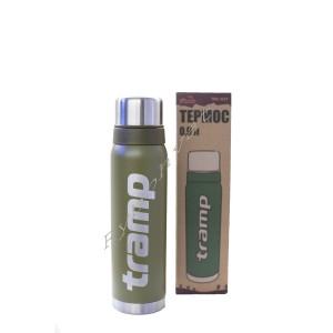 Термос 0,9 л олівковий Tramp TRC-027 oliva