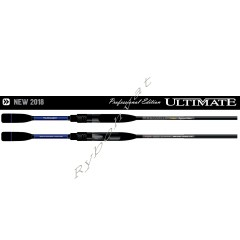 Спиннинг ZEMEX ULTIMATE PROFESSIONAL 802MH (8~32g) 2018