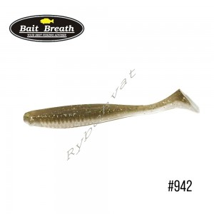 "Приманка  Bait Breath E.T.Shad 2,8"" (8 шт) (942 LG Shad (2 tone color))"