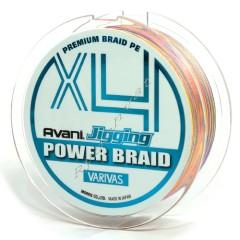 Шнур Varivas Jiging Power Braid PE x 4 200m #0,8