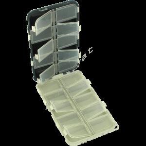 2420 Коробка двойная 20 ячеек с крышками Aquatech-Plastics
