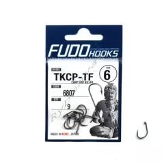 Крючки FUDO CARP-TINY KILLER FH BN 6801 10 (9шт)