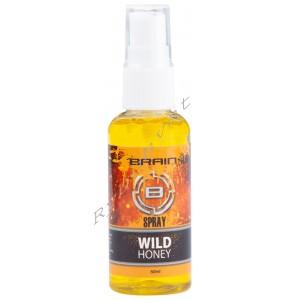 Спрей Brain F1 Wild Honey (мед) 50ml