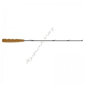 Удочка зимняя CHIMERA Ice World Trophy HM, 60см. разборная  (карбон,ручка пробка, кольца нержавеющая