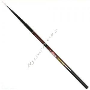 Удилище Predator Power Pole 6м б/к (карбон, 307гр)