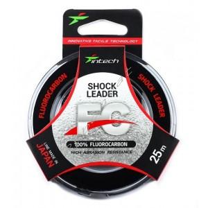 Флюорокарбон Intech FC Shock Leader 25м (0.352mm (7,0kg / 15lb))