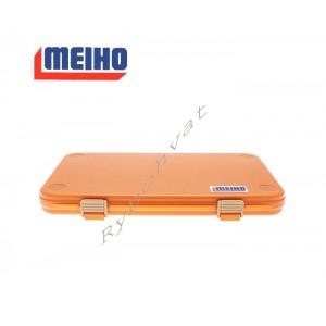 Коробка Meiho W FORM CASE 268х147х25 yellow/orange