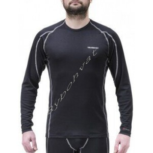 Блуза Fahrenheit PD OR Black L/L