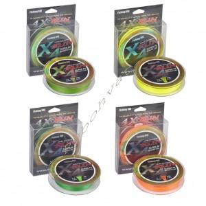 Шнур плетеный Fishing ROI X-Run 4PE 150м 0.128mm olive green