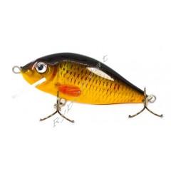 Воблер Jaxon HS Karas  7,5cm цвет C, вес 13g загл. 0,3-1,5m  плав.