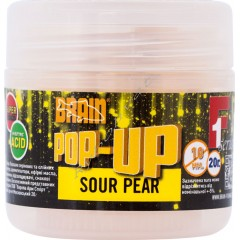Бойлы Brain Pop-Up F1 Sour Pear (груша) 10 mm 20 gr