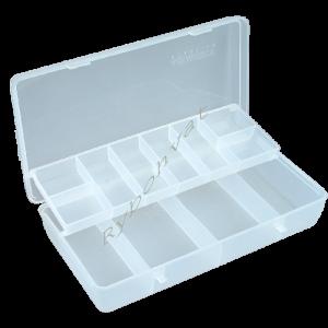 7100 Коробка 12 ячеек со скользящей полкой Aquatech-Plastics