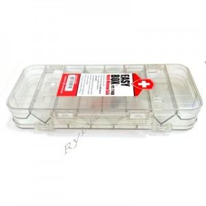 Коробка Moncross для приманок MC-214EB Clear
