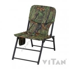 """Кресло """"Титан"""" d27 мм (Оксфорд Дубок) Vitan"""