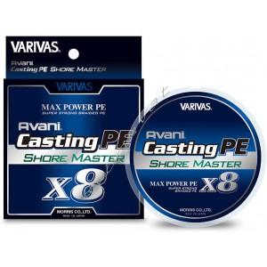Шнур Varivas Casting Max X8 Shore Master 200M #1,5