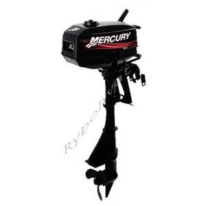 Лодочный мотор Mercury 3,3 л.с. двухтактный