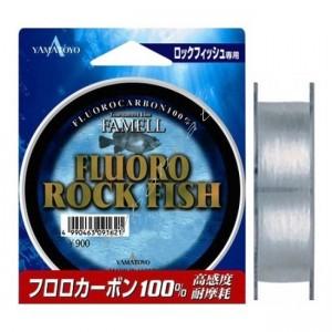 Флюорокарбон Yamatoyo FLUORO ROCK FISH 70M 3LB. CLEAR-FLUORO (шт.)