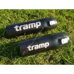 Термос 0,35 л чёрный металликTramp TRC-106 black