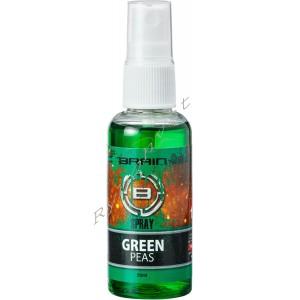 Спрей Brain F1 Green Peas (зелений горошек) 50ml