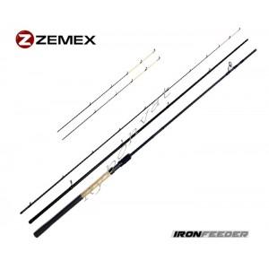 Удилище фидерное ZEMEX Iron Feeder Heavy 13ft 140g