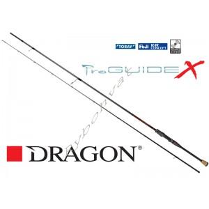 Спиннинг Dragon ProGUIDE X 2.45m 3-18g