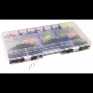 Коробка FLAMBEAU TUFF TAINER WITH RAILS