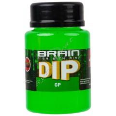 Дип для бойлов Brain F1 Green Peas (зеленый горох) 100ml