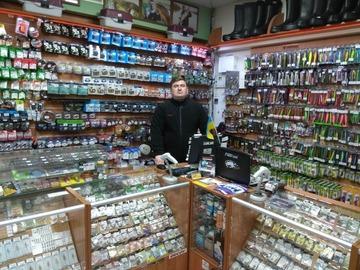 Рыболовный магазин Полтава фото 2